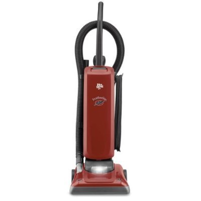 dirt devil featherlite m085590 bagged upright vacuum