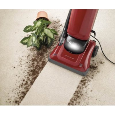 Dirt Devil Featherlite M085590 Bagged Upright Vacuum