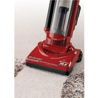 Dirt Devil Dynamite Plus M084650red Bagless Upright Vacuum