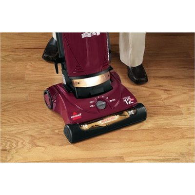 Bissell Powerglide Platinum 35452 Bagged Upright Vacuum