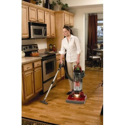 Panasonic Jetspin Cyclone MC-UL915 Bagless Canister Upright Vacuum