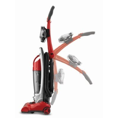 Dirt Devil Featherlite Ud40285 Bagged Upright Vacuum